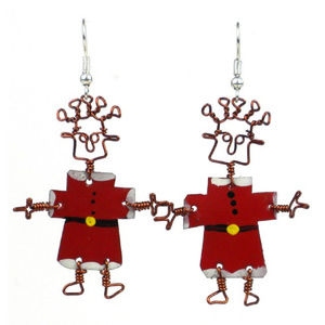 Jewelry - Santa Earrings
